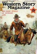 Western Story Magazine (1919-1949 Street & Smith) Pulp 1st Series Vol. 31 #5