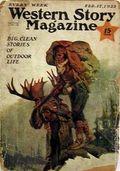 Western Story Magazine (1919-1949 Street & Smith) Pulp 1st Series Vol. 32 #4