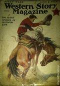 Western Story Magazine (1919-1949 Street & Smith) Pulp 1st Series Vol. 35 #1