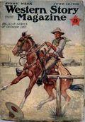 Western Story Magazine (1919-1949 Street & Smith) Pulp 1st Series Vol. 35 #3