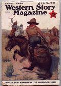 Western Story Magazine (1919-1949 Street & Smith) Pulp 1st Series Vol. 36 #5