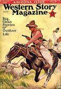 Western Story Magazine (1919-1949 Street & Smith) Pulp 1st Series Vol. 37 #6