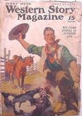 Western Story Magazine (1919-1949 Street & Smith) Pulp 1st Series Vol. 45 #1