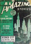 Amazing Stories Quarterly (1947-1951 Ziff-Davis) Pulp 3rd Series WINTER 1947