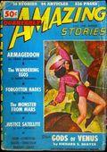 Amazing Stories Quarterly (1947-1951 Ziff-Davis) Pulp 3rd Series FALL 1948