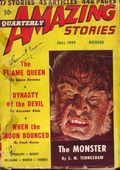 Amazing Stories Quarterly (1947-1951 Ziff-Davis) Pulp 3rd Series FALL 1949