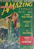 Amazing Stories Quarterly (1947-1951 Ziff-Davis) Pulp 3rd Series WINTER 1949