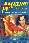 Amazing Stories Quarterly (1947-1951 Ziff-Davis) Pulp 3rd Series FALL 1950