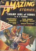 Amazing Stories Quarterly (1947-1951 Ziff-Davis) Pulp 3rd Series SPRING 1950