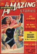 Amazing Stories Quarterly (1947-1951 Ziff-Davis) Pulp 3rd Series SUMMER 1950