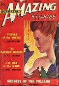 Amazing Stories Quarterly (1947-1951 3rd Series Pulp) WINTER 1950