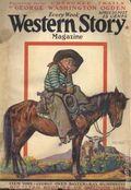 Western Story Magazine (1919-1949 Street & Smith) Pulp 1st Series Vol. 69 #1