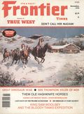 Frontier Times Magazine (1923-1947 Western Publications) 1st Series Vol. 52 #6