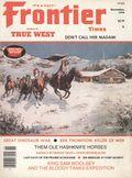 Frontier Times Magazine (c.1955) Vol. 52 #6