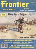 Frontier Times Magazine (c.1955) Vol. 52 #4