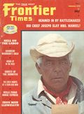 Frontier Times Magazine (1923-1947 Western Publications) 1st Series Vol. 46 #1