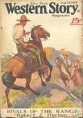Western Story Magazine (1919-1949 Street & Smith) Pulp 1st Series Vol. 80 #4
