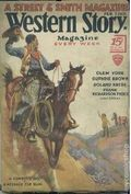 Western Story Magazine (1919-1949 Street & Smith) Pulp 1st Series Vol. 101 #6
