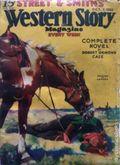 Western Story Magazine (1919-1949 Street & Smith) Pulp 1st Series Vol. 125 #1