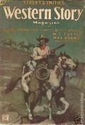 Western Story Magazine (1919-1949 Street & Smith) Pulp 1st Series Vol. 134 #4