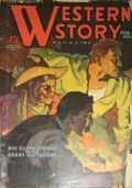 Western Story Magazine (1919-1949 Street & Smith) Pulp 1st Series Vol. 145 #2