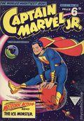 Captain Marvel Jr. (1953 L. Miller & Sons) UK Edition 20