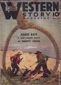 Western Story Magazine (1919-1949 Street & Smith) Pulp 1st Series Vol. 172 #1