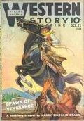 Western Story Magazine (1919-1949 Street & Smith) Pulp 1st Series Vol. 177 #4