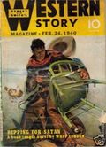 Western Story Magazine (1919-1949 Street & Smith) Pulp 1st Series Vol. 180 #4
