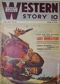 Western Story Magazine (1919-1949 Street & Smith) Pulp 1st Series Vol. 190 #2