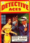 Detective Aces (1950 L. Miller and Son) Pulp Vol. 1 #5