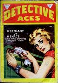 Detective Aces (1950 L. Miller and Son) Pulp Vol. 1 #6