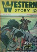 Western Story Magazine (1919-1949 Street & Smith) Pulp 1st Series Vol. 195 #6