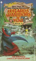 Wizards, Warriors, and You PB (1984-1986 Avon Books) 5A-1ST