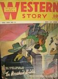 Western Story Magazine (1919-1949 Street & Smith) Pulp 1st Series Vol. 204 #2