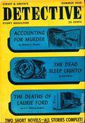 Detective Story Magazine (1915-1949 Street & Smith) Pulp 1st Series Vol. 177 #1