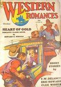 Western Romances (1929-1939 Dell) Pulp Vol. 3 #7