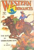 Western Romances (1929-1939 Dell) Pulp Vol. 4 #12