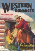 Western Romances (1929-1939 Dell) Pulp Vol. 15 #45