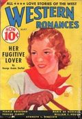 Western Romances (1929-1939 Dell) Pulp Vol. 20 #60