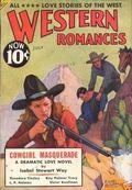 Western Romances (1929-1939 Dell) Pulp Vol. 21 #62