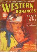 Western Romances (1929-1939 Dell) Pulp Vol. 25 #73