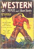 Western Novel and Short Stories (1934-1957 Newsstand-Stadium) Pulp Vol. 5 #5