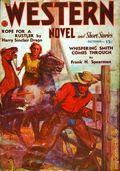 Western Novel and Short Stories (1934-1957 Newsstand-Stadium) Pulp Vol. 6 #5
