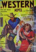 Western Novel and Short Stories (1934-1957 Newsstand-Stadium) Pulp Vol. 6 #6