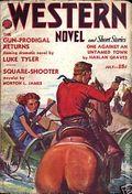 Western Novel and Short Stories (1934-1957 Newsstand-Stadium) Pulp Vol. 7 #2