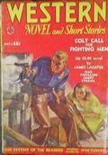 Western Novel and Short Stories (1934-1957 Newsstand-Stadium) Pulp Vol. 7 #6