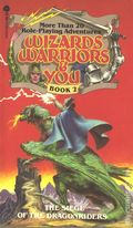 Wizards, Warriors, and You PB (1984-1986 Avon Books) 2A-1ST