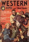 Western Novel and Short Stories (1934-1957 Newsstand-Stadium) Pulp Vol. 9 #3