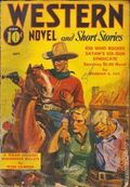 Western Novel and Short Stories (1934-1957 Newsstand-Stadium) Pulp Vol. 9 #4